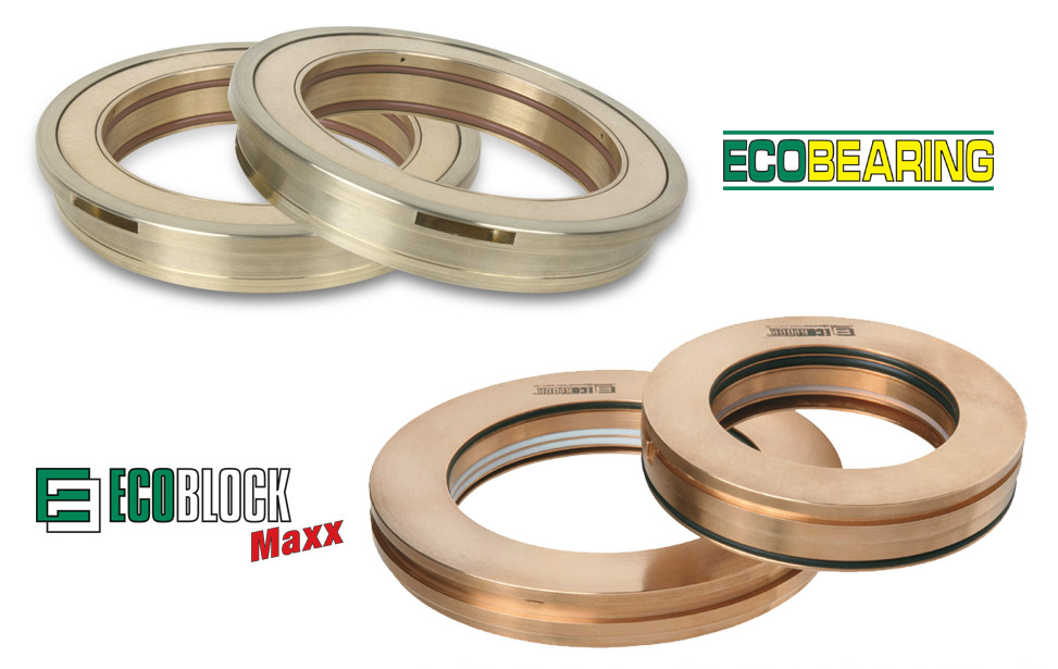 Ecobearing and Ecoblock Maxx Bearing Isolators