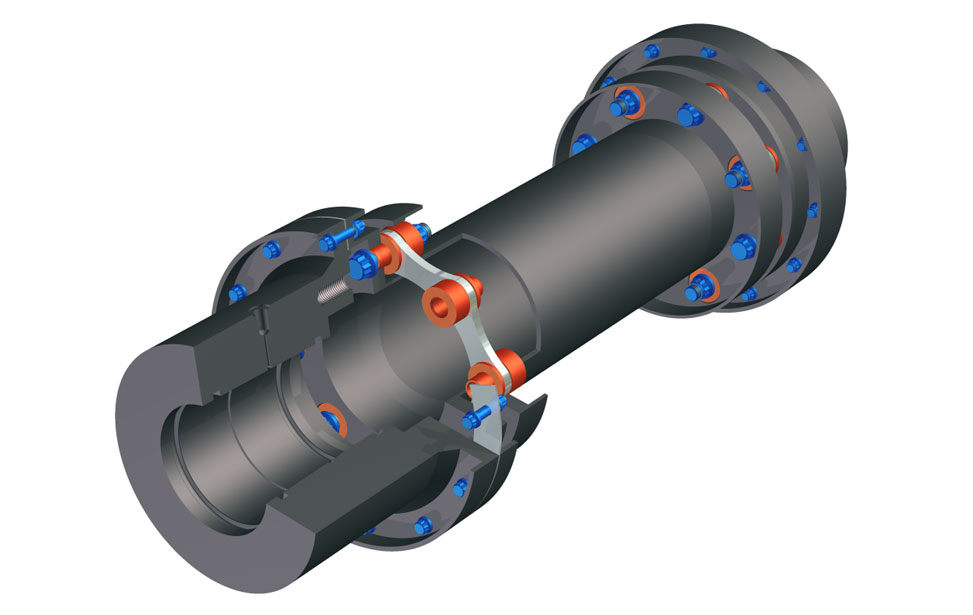 Lamiflex PWH Series Couplings